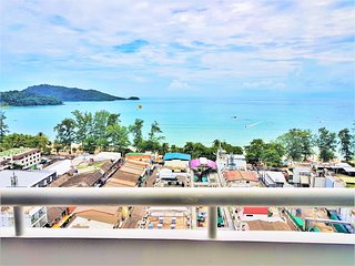 Patong Tower - Stunning seaview apartment at 100 mt from Patong Beach