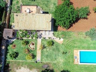 Biniamar - Casa de campo con piscina