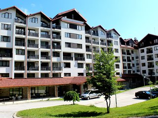 Cosy one bedroom apartment in Borovets Gardens