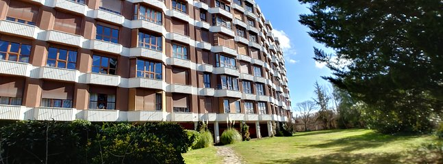Private urbanization with garden just 5 minutes walk from the Cathedral