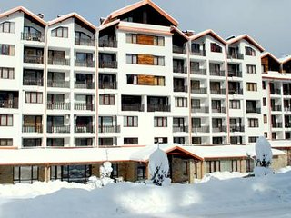 Cosy one bedroom apartment C9 in Borovets Gardens
