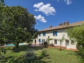 4 bedroom Villa in San Martino sul Fiora, Tuscany, Italy : ref 5674344