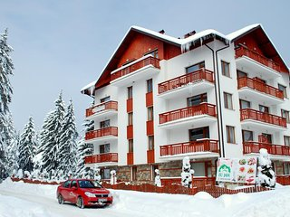 Luxury apartment in Rila Park, Borovets