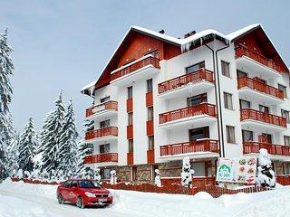 Luxury apartment in Rila Park, Borovets