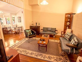 Curlew Cottage B&B Bowerbird, holiday rental in Fosterton