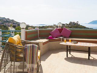 Kas Villa Sleeps 12 with Pool and Air Con - 5674725