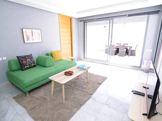 Stunning apartment with 2 big terraces Maarif #05
