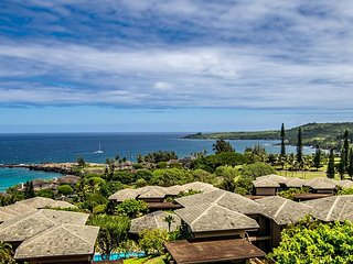Kapalua Ridge Villa Gold! Maui's Finest 180* Views!