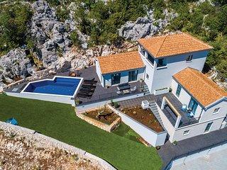 4 bedroom Villa in Mrčevo, Dubrovačko-Neretvanska Županija, Croatia : ref 567467
