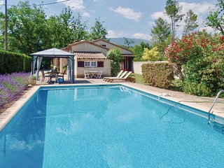 4 bedroom Villa in Les Saquetons, Provence-Alpes-Côte d'Azur, France : ref 56746