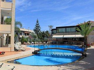1 bedroom Apartment in Kato Stalos, Crete, Greece : ref 5674349