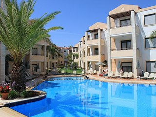 1 bedroom Apartment in Kato Stalos, Crete, Greece : ref 5674341