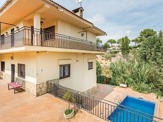 7 bedroom Villa in Macanet de la Selva, Catalonia, Spain : ref 5674436
