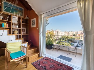 A Luxury Maisonette with Sea View