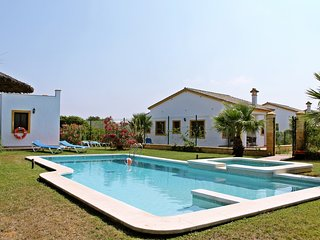 Holiday cottage with pool in Roche n.1, Conil (Cadiz) ANDALUCIA
