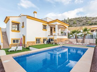 6 bedroom Villa in Hondon de las Nieves, Region of Valencia, Spain - 5674547