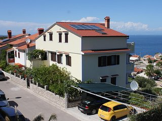 Two bedroom apartment Mali Losinj (Losinj) (A-7879-a)