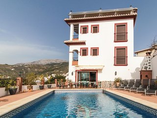4 bedroom Villa in Canillas de Albaida, Andalusia, Spain : ref 5674535