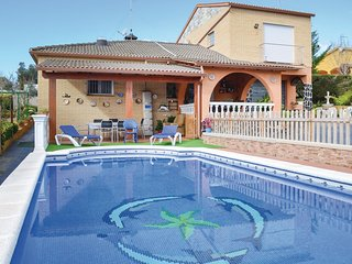 5 bedroom Villa in Caulés, Catalonia, Spain : ref 5674544