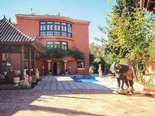 5 bedroom Villa in Calla de Mijas, Andalusia, Spain : ref 5674422