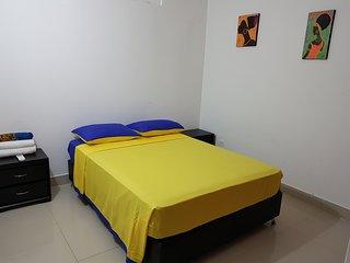 Comodo apartamento excelente ubicacion en San Andres, Bitansuiit Apartments 201
