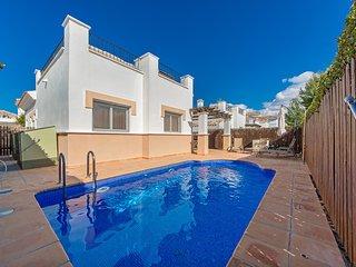 Villa Pargo - A Murcia Holiday Rentals Property