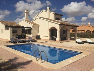 Villa Ecuador - A Murcia Holiday Rentals Property