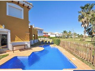 Villa Chorisia - A Murcia Holiday Rentals Property