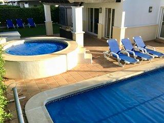 Villa Caballa - A Murcia Holiday Rentals Property