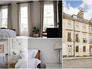 Wood's Townhouse - Central. Spacious. Luxurious.