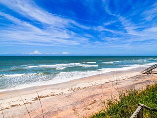 NEW LISTING! Beach bungalow with gorgeous beach views and direct beach access!