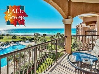 **FALL DISC** GULF VIEW Condo: Pool Hotub +FREE Beach Service &FREE VIP Perks