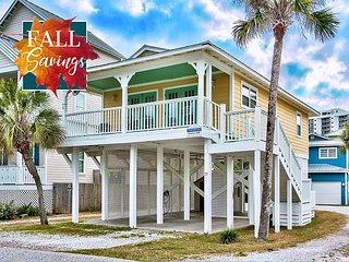 *2018 DISC* Near Beach +FREE Perks: Golf,Fishing,Dolphin Cruise,PaddleBoardin