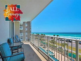 **FALL DISC** GULF VIEW Condo *Seascape Resort Pool/Hotub Gym +FREE VIP Perks