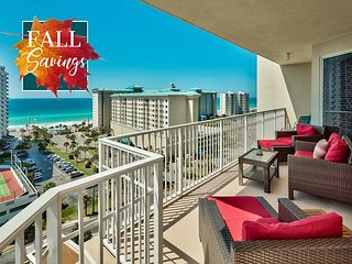 **FALL DISC** GULF VIEW Beach Condo *Resort: Pool, Spa, More + FREE VIP Perks