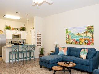 NEW LISTING! Coastal Cutie 1BR/1BA Walking Distance to Beach and Packery Channel
