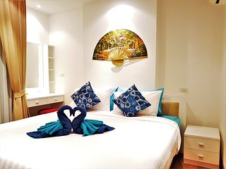 The Art Patong - Cozy apartment in Patong close to Jungceylon
