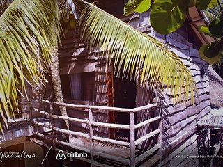Tulum Eco-cabaña Maravillosa