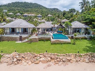 The Beach House - Luxury Beachfront Villa (North Chaweng / Choeng Mon)