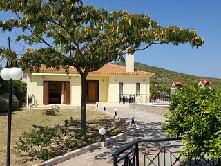 Villa Politimi at Aegina