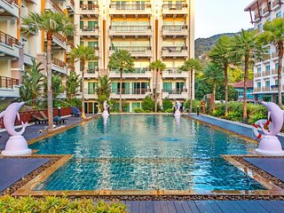 Phuket Villa Patong Beach - Elegant apartment close to Patong Beach and Bangla