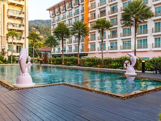1 bedroom apartment in the best Patong location, with pool & gym! 79