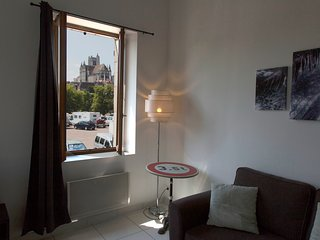 France long term rental in Burgundy, Auxerre
