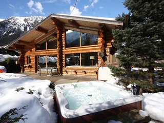 Chalet des Cimes- Book now for winter