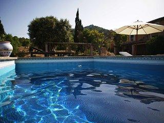 Can Firella mit Pool und Meerblick