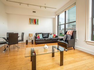 Downtown Boston Two Bedroom Apartment