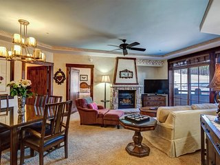 Newly Remodeled in Extreme Luxury, 2-Bedroom Slope-Side Crystal Peak Lodge Ski-I