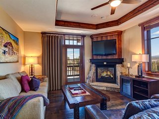 One Ski Hill Place Corner Unit - Ski-In Ski-Out Luxury in the Best Building in B
