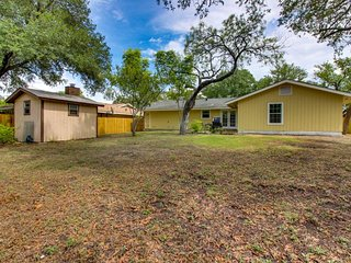 NEW LISTING! Dog-friendly, newly renovated home in the heart of San Antonio