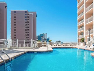 Fun in the sun by relaxing at the beach, pool, or while fishing at Myrtle Beach!